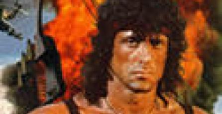 Rambo, el juego, será lanzado el año entrante