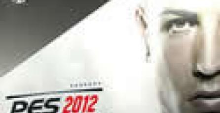 Cristiano Ronaldo, portada de PES 12