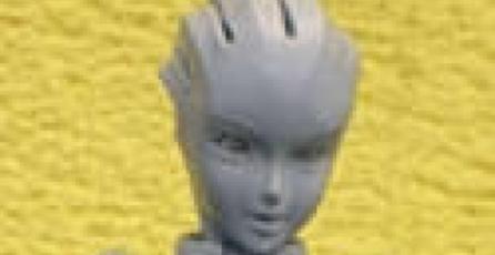 BioWare busca opiniones sobre una estatua de Liara T'Soni