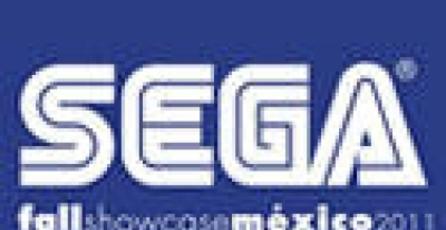 Asiste al último día del SEGA Fall Showcase México 2011
