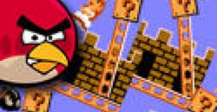 Angry Birds supera a Mario
