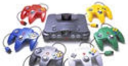 Nintendo 64 cumple 15 años