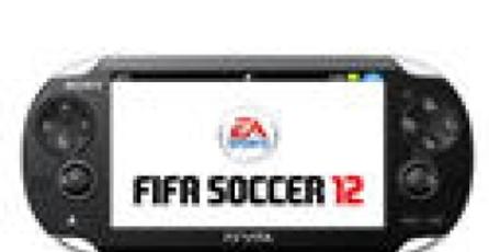 EA devela FIFA 12 para PS Vita
