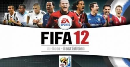 Campeonato de FIFA 2012 para Xbox 360