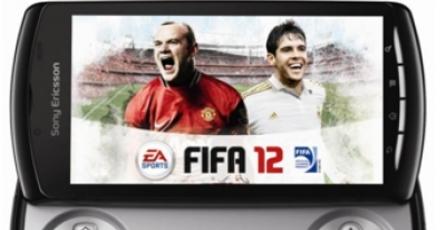 FIFA 12 disponible en exclusiva para Xperia PLAY