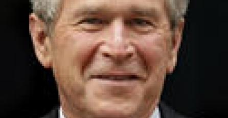 George W. Bush pasa sus días jugando Donkey Kong