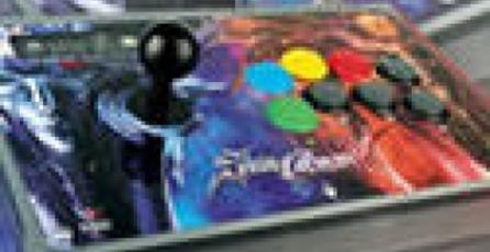Control Arcade edición de Soul Calibur V
