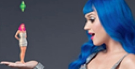 Katty Perry estará en The Sims