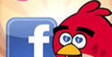 Rovio anuncia Angry Birds Facebook