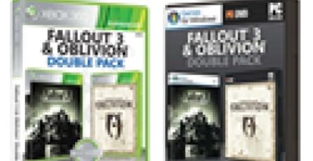 Bethesda anuncia paquete doble con Fallout 3 y Oblivion
