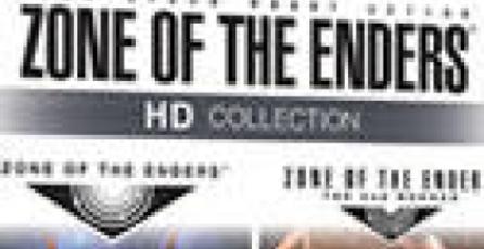 Zone of the Enders HD Collection llegará en otoño