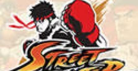 Capcom busca talento para aniversario de Street Fighter