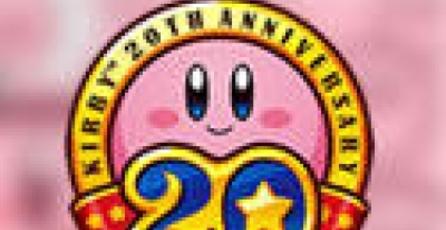 Kirby celebra 20 aniversario con antología