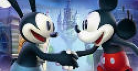 Nuevo arte de Epic Mickey 2: The Power of Two