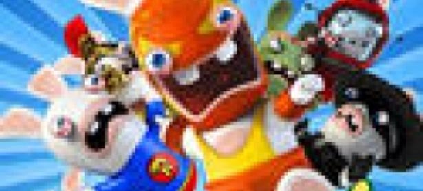 Rabbids Rumble en exclusiva para 3DS