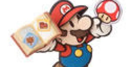 Paper Mario utilizará calcomanías como poderes