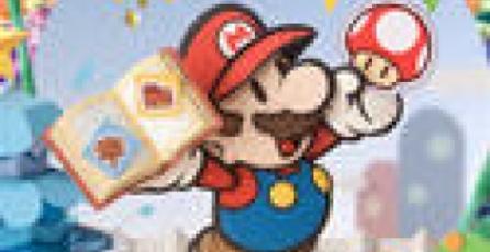 Nueva información de Paper Mario Sticker Star
