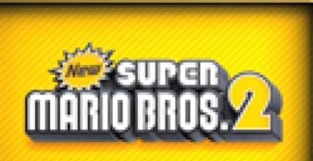 Anuncian fecha de estreno de New Super Mario Bros. 2
