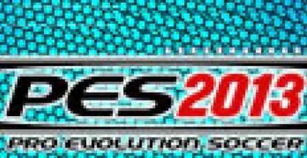 Demo de Pro Evolution Soccer 13 ya disponible en Xbox LIVE