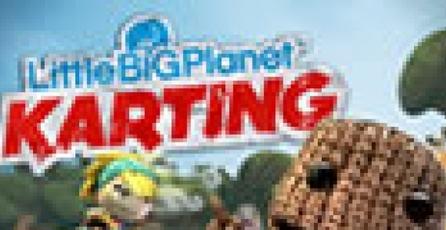 Los trajes de LittleBigPlanet podrán usarse en LBP Karting