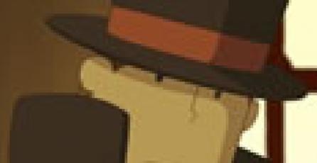 Level-5 revela nuevo juego de Professor Layton