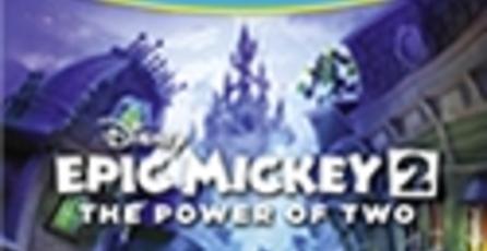 Epic Mickey 2 llegará a Wii U