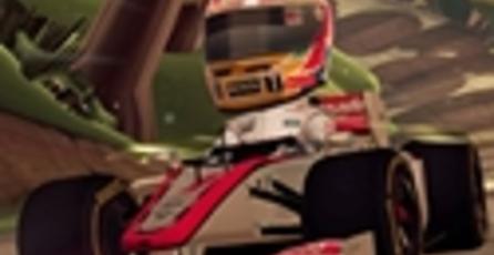 F1 Race Stars tiene fecha de lanzamiento