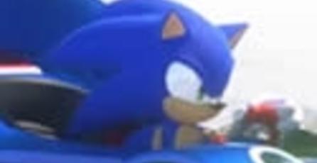 Habrá más DLC para Sonic & All-Stars Racing Transformed