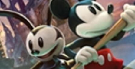 Epic Mickey 2 superó el medio millón de copias vendidas