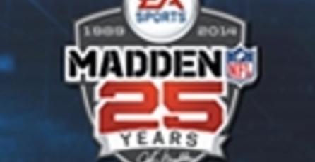 Podrían lanzar edición de aniversario de Madden