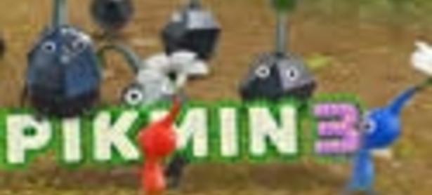 Pikmin 3 podrá ser jugado únicamente con el GamePad
