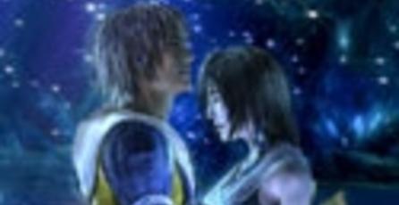 Final Fantasy X HD incluirá Final Fantasy X-2