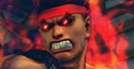 Capcom actualizará la serie de Street Fighter IV
