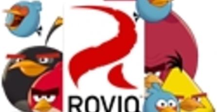 Rovio reporta millonarias ganancias en 2012
