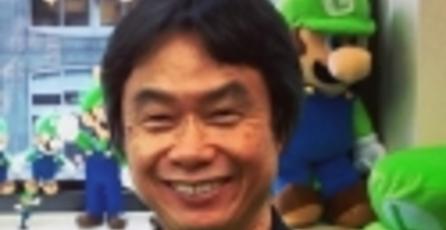 Miyamoto: podría trabajar hasta el día de mi muerte