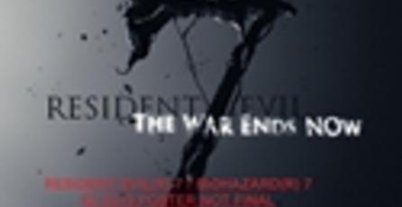 RUMOR: Resident Evil 7 podría ser revelado en E3