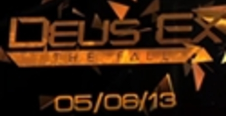 Eidos ofrece otra pista de Deus Ex: The Fall