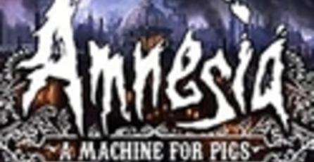 Amnesia: A Machine for Pigs sufre un retraso