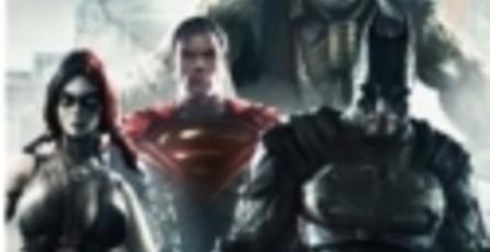 Injustice: Gods Among Us sigue a la cabeza en ventas