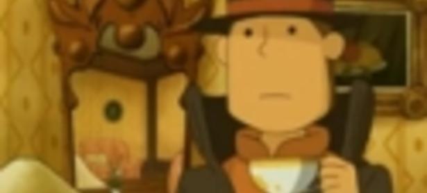 Akihiro Hino quiere hacer más juegos de Professor Layton