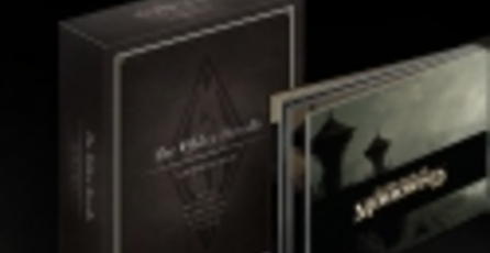 Bethesda presenta The Elder Scrolls Anthology
