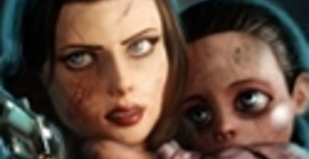 Elizabeth no será un Booker con vestido en Burial at Sea