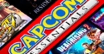 Confirman el paquete Capcom Essentials