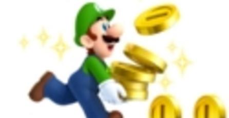 Recolectan un billón de monedas en New Super Mario Bros. 2