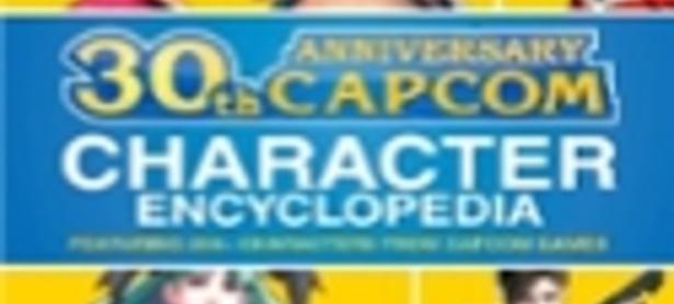 Capcom pone a la venta enciclopedia de sus personajes