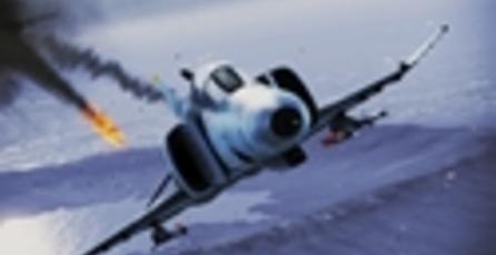 Liberan nuevas imágenes de Ace Combat Infinity