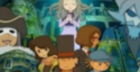 Revelan detalles de Professor Layton and the Azran Legacy