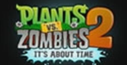 Plants vs. Zombies 2 ya se encuentra en Android