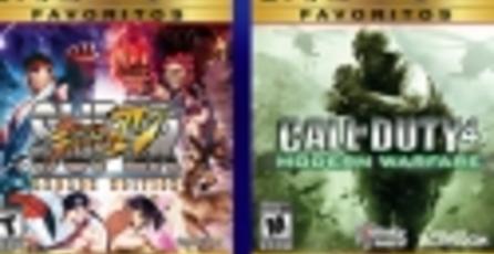 Presentan nuevos juegos de la serie Favoritos de PlayStation