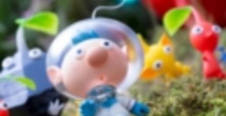 Habrá cortos animados de Zelda y Pikmin para el 3DS